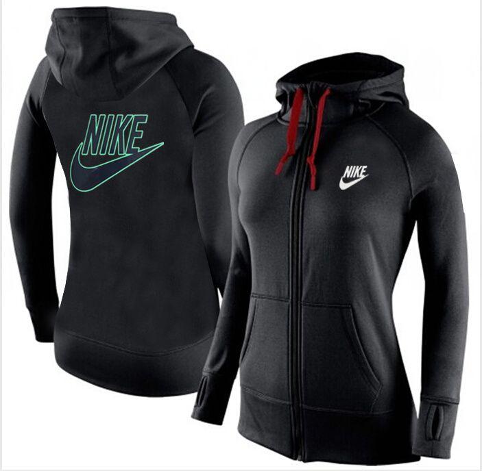 14a47a7351 Blusa Moletom Nike Feminina na Import Clothes