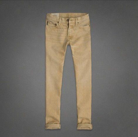 Calça Casual Abercrombie Masculina ( PRONTA ENTREGA - 38 )