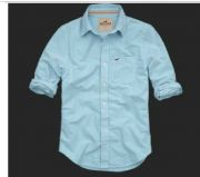 Camisa Casual Hollister Masculina