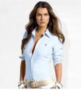 Camisa Social Ralph Lauren Feminina