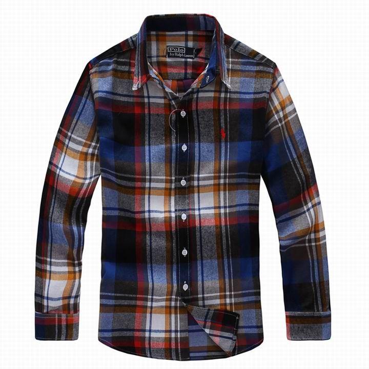 Camisa Xadrez Ralph Lauren Masculina na Import Clothes 63e5e3f22d7a6