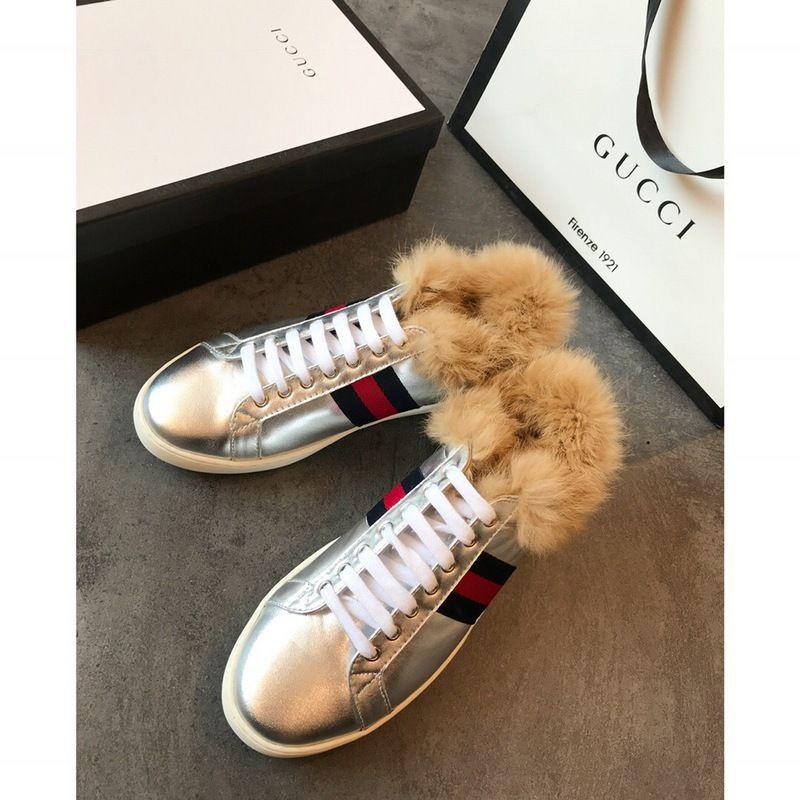 22d9a7a93830b Tênis Gucci Feminino na Import Clothes