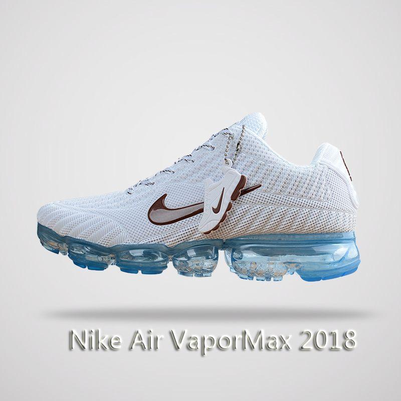 6c26cb6f52e Tênis Nike Air VaporMax 2018 Masculino na Import Clothes