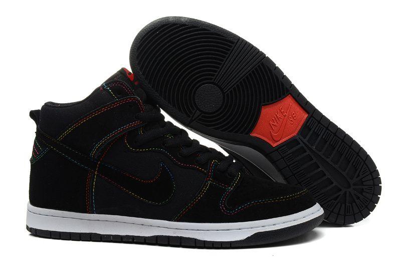 eaa996f4e Tênis Nike Dunk Cano Alto Masculino na Import Clothes