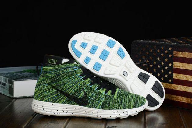 Tênis Nike Free Flyknit Chukka Masculino ( PRONTA ENTREGA - 39 )