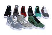 Tênis Nike Free Flyknit Chukka Masculino