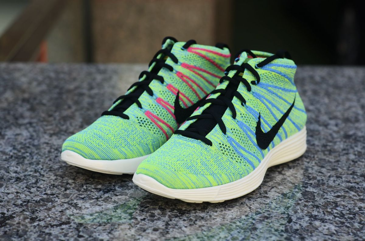 96a84b61d0f Tênis Nike Free Flyknit Chukka Masculino na Import Clothes