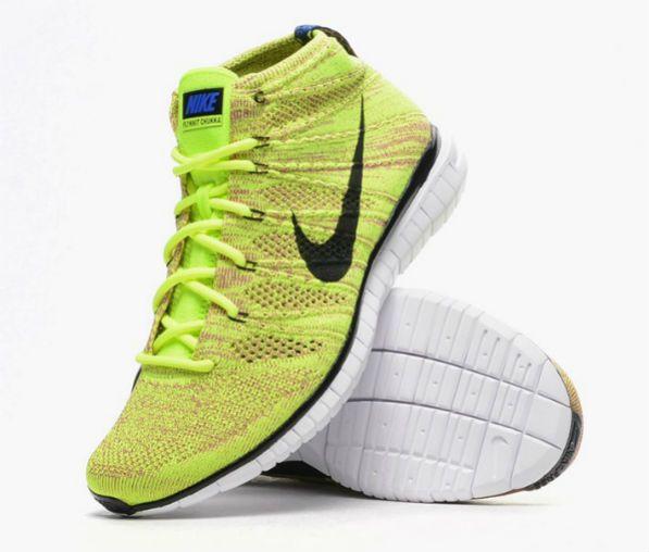 d4868f6d6 Tênis Nike Free Flyknit Chukka Masculino na Import Clothes
